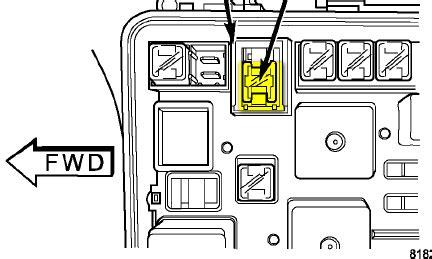 chrysler  fuse box diagram wiring diagram
