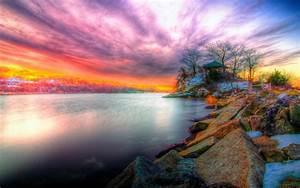 beautiful, sunset, wallpaper, 5, beach, , , wallpapers13, com