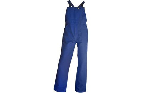 veste de cuisine molinel cottes à bretelles salopette de travail bleu bastaing lma