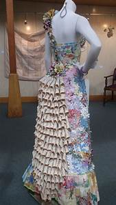 103 best images about Recycled Fashion Show Ideas on Pinterest
