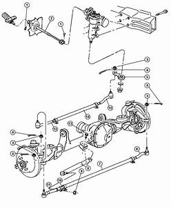 2003 Jeep Grand Cherokee Socket  Tie Rod  Drag Link Pitman