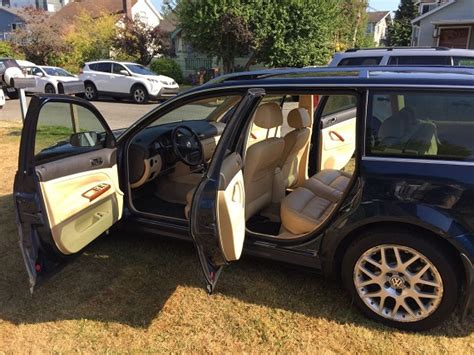 Vw W8 Engine For Sale by 2004 Volkswagen Passat W8 4motion Variant German Cars