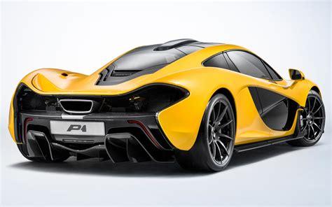 First Look 2014 Mclaren P1  Automobile Magazine