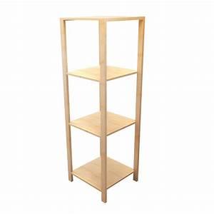 Etagere Metal Cuisine : etagere metal ikea etageres castorama bois avec etagere ~ Premium-room.com Idées de Décoration