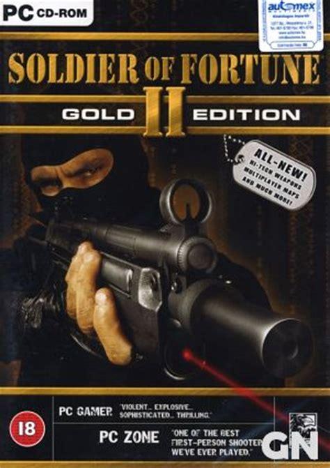 soldier  fortune  gold windows vista fix