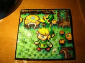 Zelda Perler Bead Pattern
