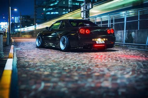 R34 wallpaper posted by zoey mercado. Iphone Nissan Gtr R34 Wallpaper 4k - Awesome Wallpapers