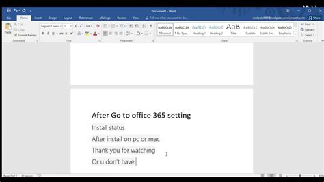 Office 365 Account by How To Get Free Microsoft Office 365 U Account
