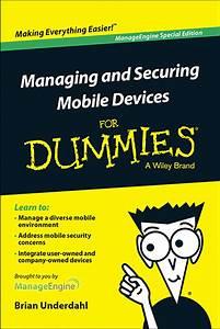 Mdm Dummies Book