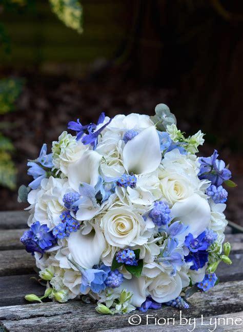 wedding flowers blog madeleines pretty spring blue