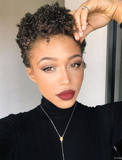 Black Pixie Hairstyles by 2018 Pixie Haircuts For Black 26 Coolest Black