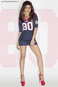 Priyanka Chopra39s NFL Photoshoot Priyanka Chopra