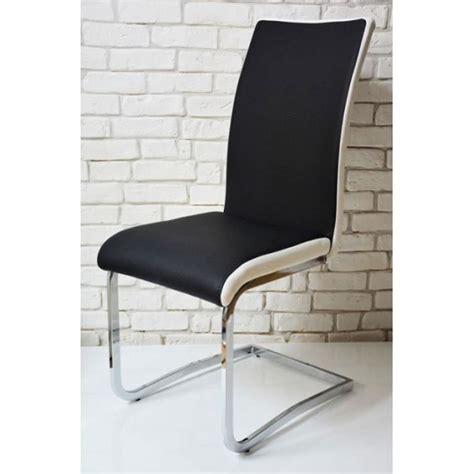chaise noir et blanc pas cher chaises modernes pas cher remc homes