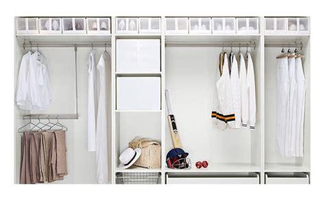 Guardaroba Ikea Planner by Ikea Cabina Armadio Spazi Organizzati E Funzionali Le