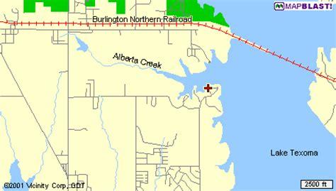 lake texoma map fishing guides marinas cabins lake texoma