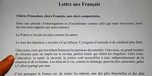 Lettre Du Président Aux Français : lettre aux fran ais d emmanuel macron un envoi postal co terait 5 7 millions d euros sud ~ Medecine-chirurgie-esthetiques.com Avis de Voitures
