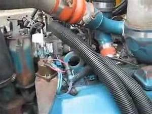 7 3l Powerstroke Diesel Engine Starts
