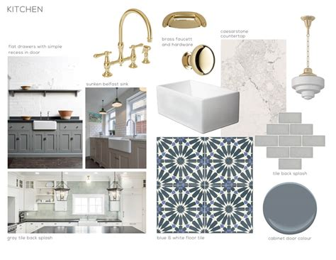 tile boards for kitchens modern deco kitchen intro emily henderson 6126