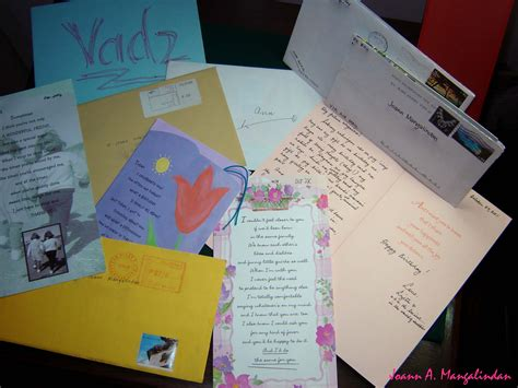palanca letter samples  son daughter  nephew
