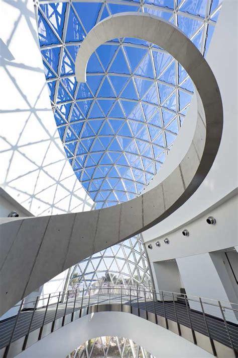salvador dali museum florida usa  architect