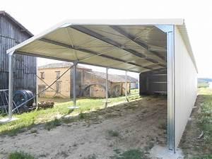 Hangar Metallique En Kit D Occasion : locations de vehicule voitures garage metal occasion ~ Nature-et-papiers.com Idées de Décoration