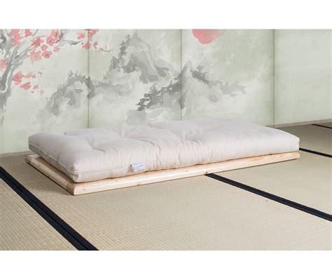 lettino futon lettino montessoriano lm baby futon cotone 100