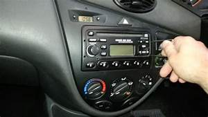 How To Remove The Radio From A Ford Focus