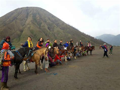 lokasi  rute jalan  obyek wisata gunung bromo jawa