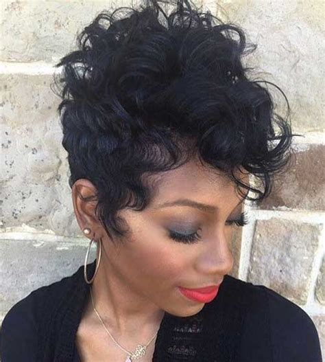 Pixie Hairstyles For Black by 20 Pixie Hairstyles For Black Hairstyles