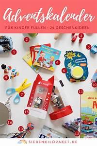 Geschenkideen Für Adventskalender : adventskalender f r kinder f llen 24 geschenkideen f r 4 j hrige l ~ Orissabook.com Haus und Dekorationen