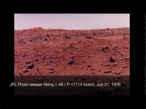 what is the real color of the sky carl sagan announces correct color of sky in viking mars