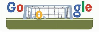 Google Doodle Cup Doodles Fifa Goal Line