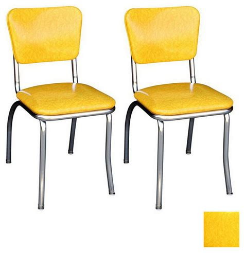 chrome table and chairs chrome dining chairs retro chairs seating