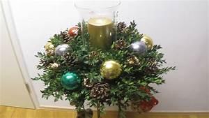 Deko Für Bodenvase : weihnachtsdekoration silvesterdekoration deko ideen mit flora shop youtube ~ Indierocktalk.com Haus und Dekorationen