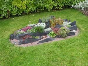 Große Tierfiguren Für Den Garten : steingarten anlegen welche pflanzenarten sind am besten geeignet ~ Indierocktalk.com Haus und Dekorationen