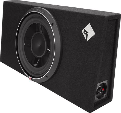 Rockford Fosgate Sealed Enclosure With Inch
