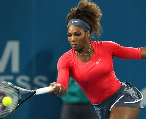 Serena Williams Biography And Latest Pictures 2013