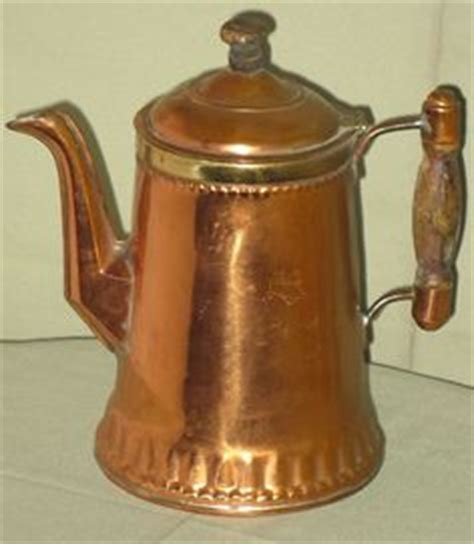lb solid copper pitcher hand hammered arts crafts vase ewer jug pot kettle copper kitchen