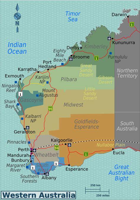 western australia travel guide  wikivoyage