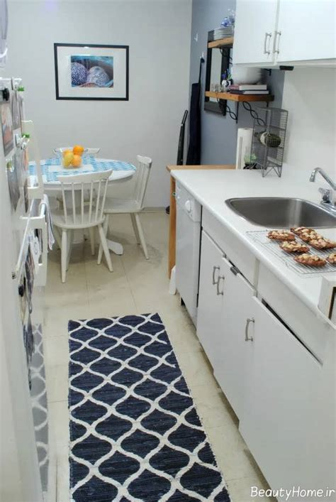 designer kitchen rugs مدل فرش آشپزخانه با طرح های مدرن و فانتزی 3257