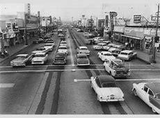 Inglewood, California, circa 1960 Hemmings Daily