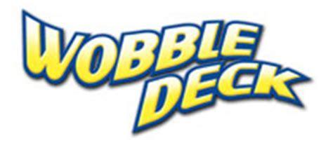 Diggin Wobble Deck Balance Board by Diggin Wobble Deck Toys