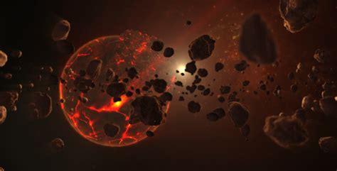 Dead Planet By Samael12