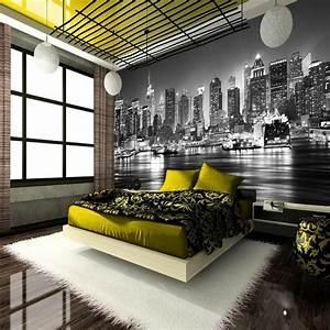 Décoration New York Chambre : les 25 meilleures id es de la cat gorie chambre de new york sur pinterest d cor d 39 appartement ~ Melissatoandfro.com Idées de Décoration