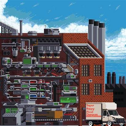 Pixel Pixels Lots Factory Requires Constant Supply