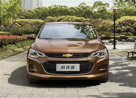 2020 Chevrolet Lineup by Chevy Promises China 20 New Vehicles By 2020 The News Wheel