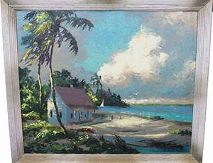 The Original Florida Highwaymen Artists To Visit Manor ...
