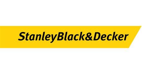 Stanley Black & Decker To Present At The 2017 Goldman