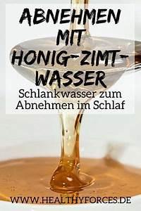 Zimt Honig Abnehmen : mit honig zimt wasser abnehmen einfaches rezept getr nke pinterest abnehmen di t und ~ Frokenaadalensverden.com Haus und Dekorationen