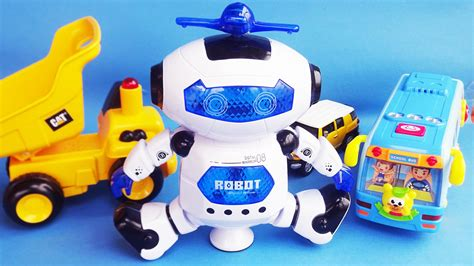 Amazing Flying Robot Toys For Kids Fly And Sing Robots For